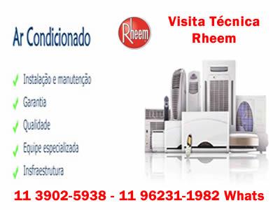instalacao ar-condicionado rheem sp
