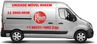 unidade movel rheem